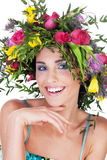 Miss spring Royalty Free Stock Photography