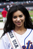 Miss USA - Rima Fakih Royalty Free Stock Image