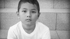 missbrukat barn Royaltyfri Foto