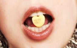 Misser u suikergoed Stock Foto