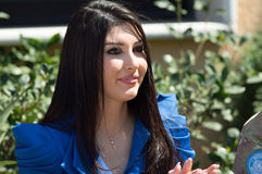 Missi Lebanon in 2013 Royalty Free Stock Photography