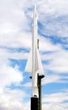 missil för luftajaxförsvar Royaltyfria Bilder