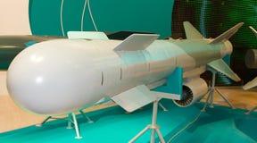 Missile Image libre de droits