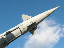 Missile Royalty Free Stock Images