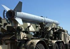 Missile Immagini Stock