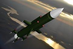 missile illustration libre de droits