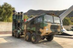 Missile antiaérien Image stock