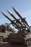 Missile antiaereo 3 Fotografia Stock