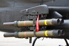 Missile antichar Images stock