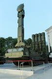 Missile contraereo S-300V3 Fotografie Stock Libere da Diritti
