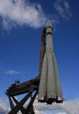 Missile de l'espace Photographie stock libre de droits