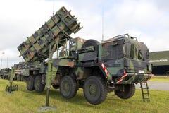 Missile de patriote Image libre de droits