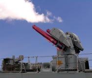 Missile de vitesse normale Images libres de droits