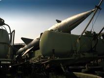Missile degli aerei immagini stock