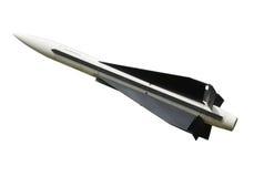 Missile del SAM, falco fotografie stock