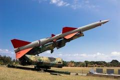 Missile sovietico in Cuba Fotografia Stock