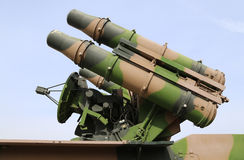 Missile System Stock Photography