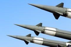Missile terra-aria Immagini Stock Libere da Diritti