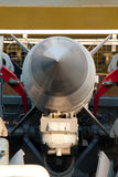Missile Tochka-U Royalty Free Stock Image