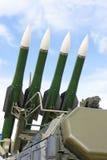 missiler Arkivfoton