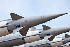 Missiler arkivfoto