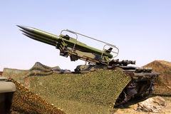 Missiler Royaltyfri Bild