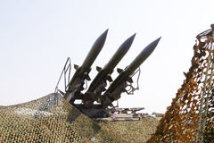 Missiler Fotografering för Bildbyråer