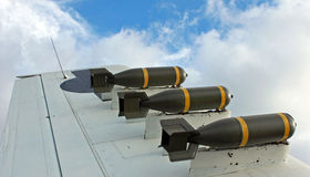 Missiles Royalty Free Stock Photography