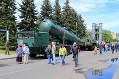 missiles Стоковые Изображения RF