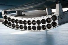 Missiles d'aéronefs Photographie stock libre de droits