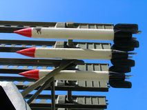 Missiles Katyusha Royalty Free Stock Images