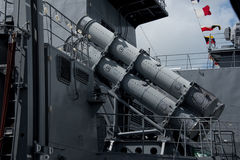 Missiles launcher Stock Photos