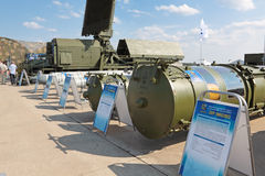 Missiles Stock Image