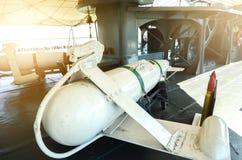Missilkrigsskeppen Royaltyfri Foto