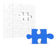 Missing Piece Stock Images
