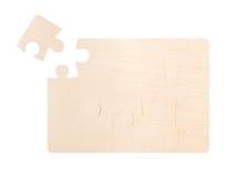Missing Puzzle Piece Stock Photos