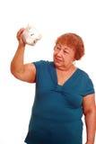 Missing savings Stock Photography