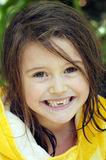 Missing teeth Royalty Free Stock Photography