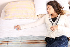 Missing you Stock Photography