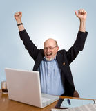 Mission Accomplished royalty free stock photos