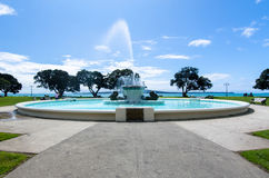 Mission Bay Fountain Royalty Free Stock Images