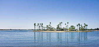 Mission Bay, San Diego, California stock images
