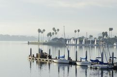 Mission Bay, San Diego, California Royalty Free Stock Photos