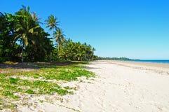 Mission Beach Queensland Australia stock photo
