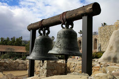 Mission Bells Stock Images