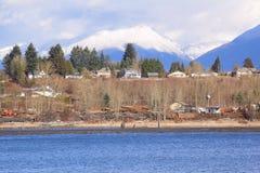Mission, British Columbia Stock Photo