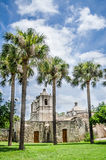 Mission Concepción Church Royalty Free Stock Photography
