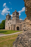 Mission Concepcion Royalty Free Stock Photo