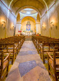 Mission Concepcion Chapel Royalty Free Stock Image