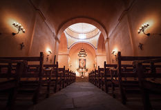 Mission Concepcion Royalty Free Stock Images